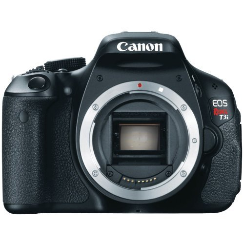 Canon EOS Rebel T3i 18 MP Digital Camera body