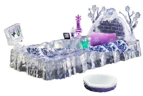 Mattel Monster High Abbey's Ice Bed Playset at Sears.com