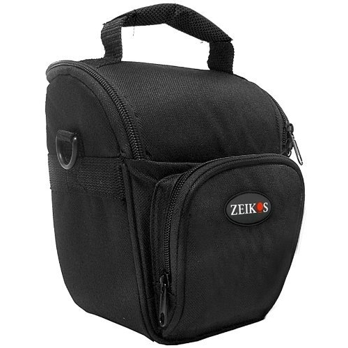 Short Zoom Case for DSLR Cameras