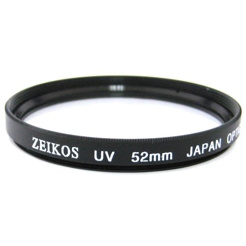 52mm Multi-Coated UV Filter