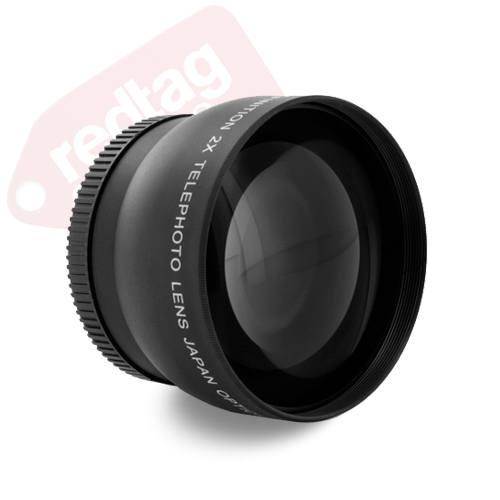 58mm 2X Professional Telephoto Lens
