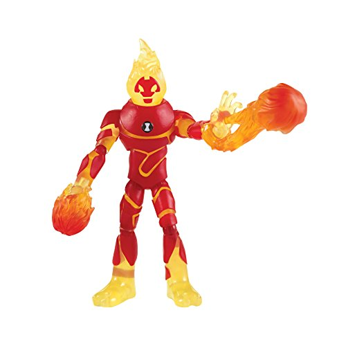 Ben 10 Heatblast Basic Figure Action