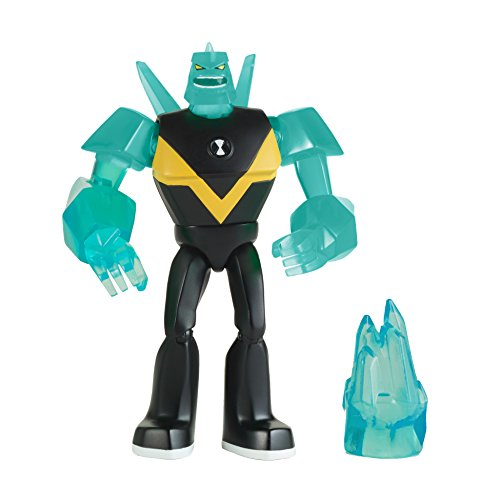 Ben 10 Diamondhead Basic Action Figure