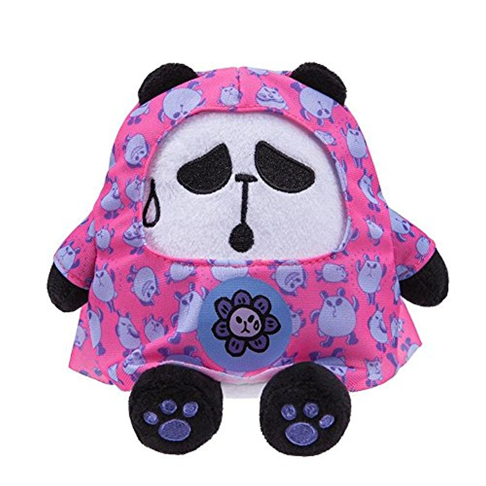 Panda-a-Panda Feelin' Under the Weather 6-inch Stuffed Panda