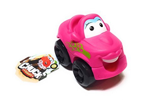 Chuck & Friends - Sally Classic Vehicle (Pink Version)