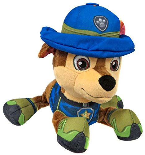 Paw Patrol - Jungle Rescue Chase Plush