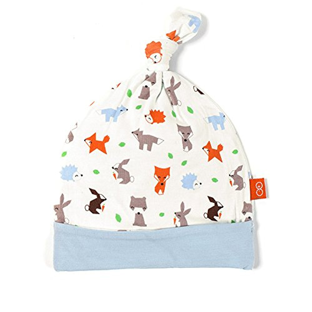 Magnificent Baby Woodland Origami Modal Hat, NB-3M