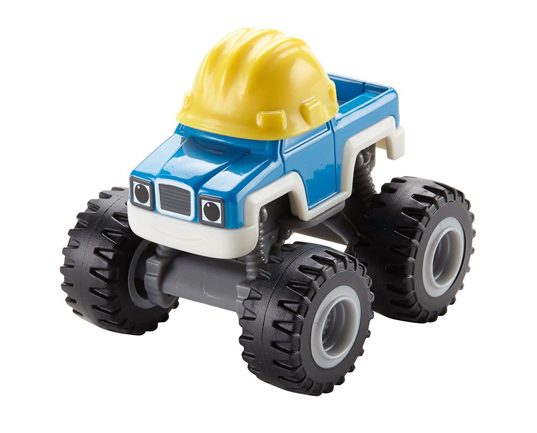 Fisher-Price Nickelodeon Blaze & the Monster Machines, Worker Truck Vehicle