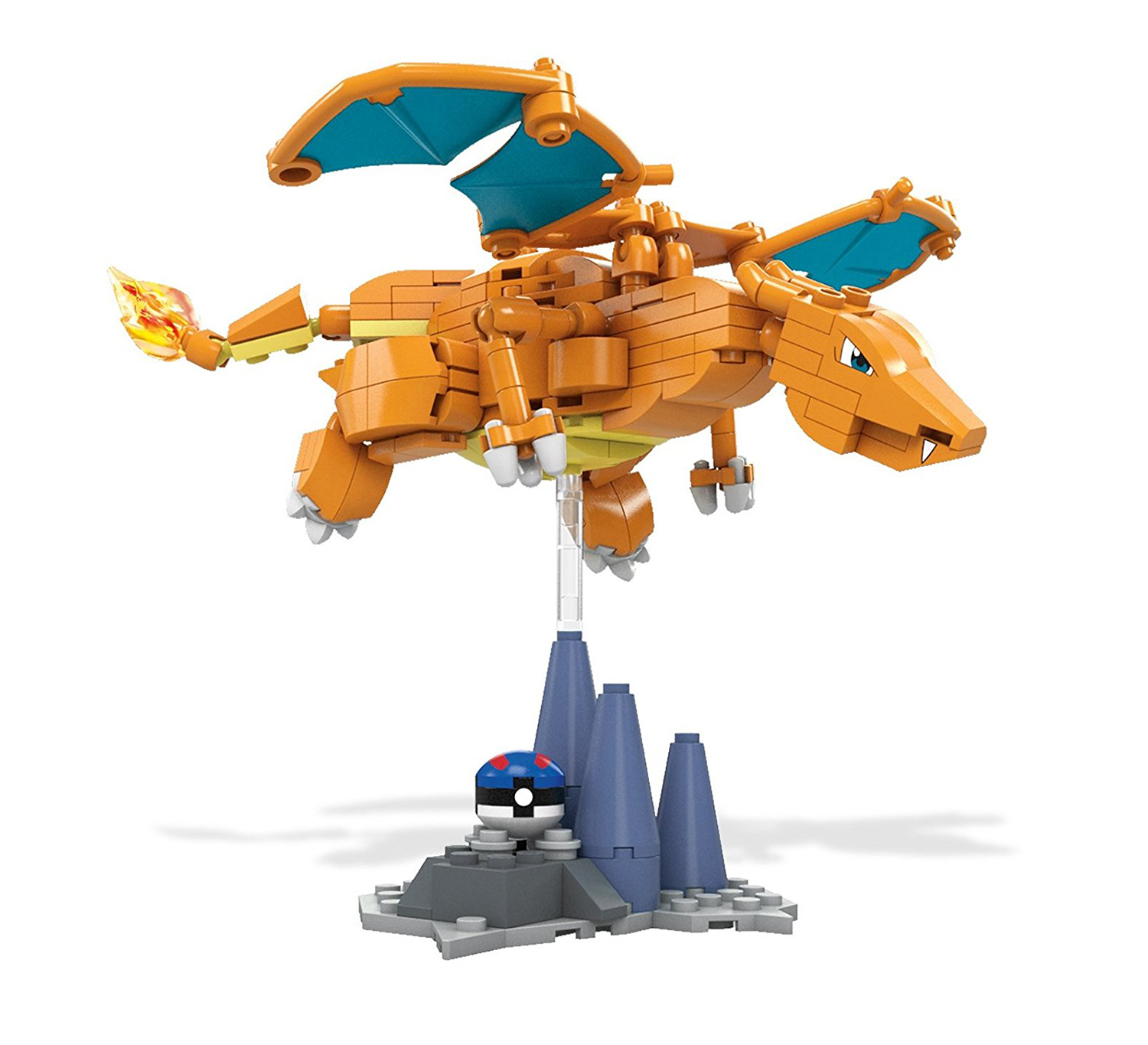 Mega Construx Pokemon Charizard Building Set