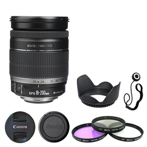 FLD Fluorescent Natural Light Color Correction Filter for Canon EF 80-200mm f//4.5-5.6 USM Lens
