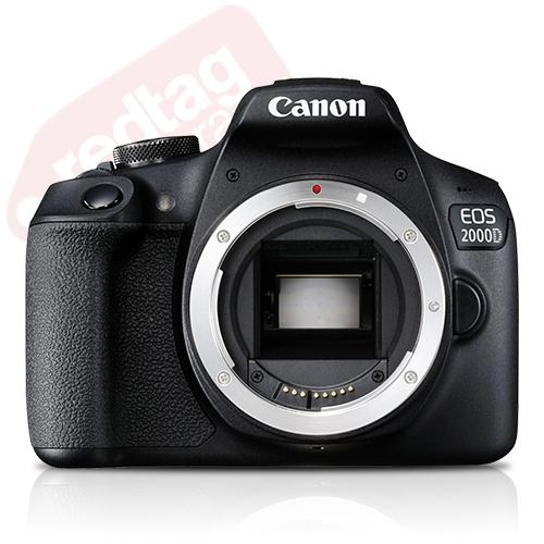 Canon EOS 2000D 24.1MP Digital SLR Camera Body