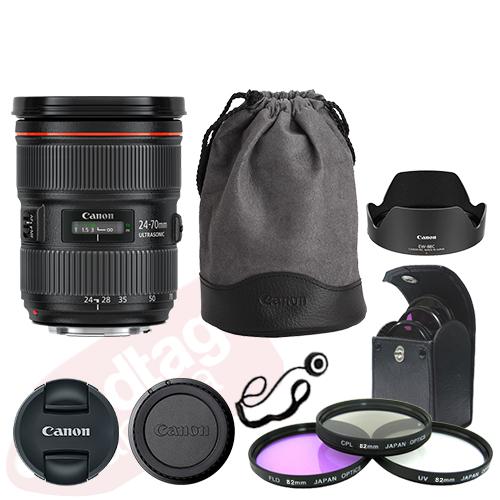 FLD Fluorescent Natural Light Color Correction Filter for Canon EF 70-200mm f//2.8L IS II USM Lens