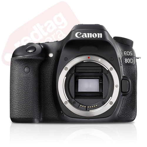Canon EOS 80D 24.2MP Digital SLR Camera Body