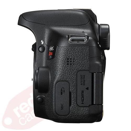 Canon EOS Rebel T6i Digital SLR Camera Body 24.2 MP Wi-Fi Brand New 12