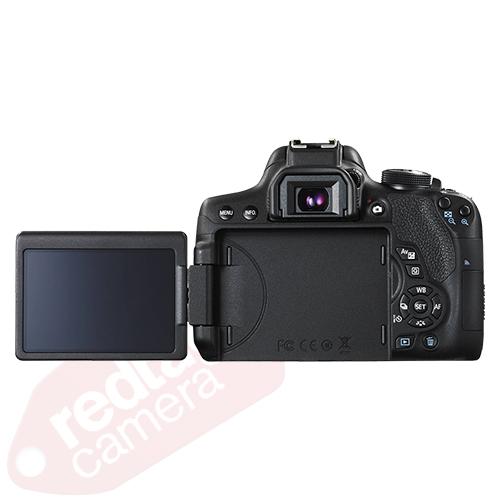 Canon EOS Rebel T6i Digital SLR Camera Body 24.2 MP Wi-Fi Brand New 10