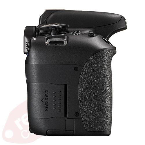 Canon EOS Rebel T6i Digital SLR Camera Body 24.2 MP Wi-Fi Brand New 13