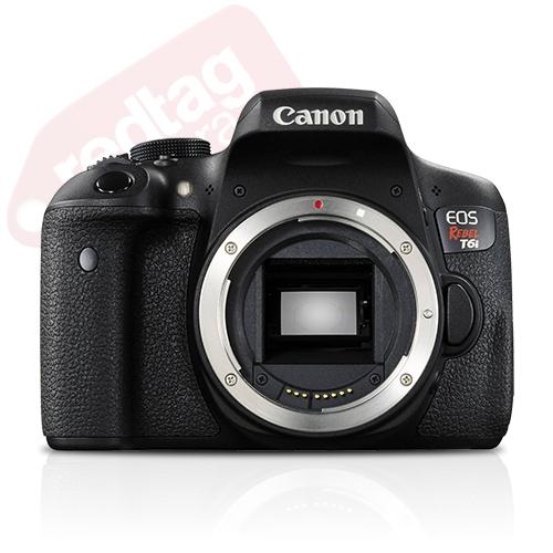 Canon EOS Rebel T6i Digital SLR Camera Body 24.2 MP Wi-Fi Brand New 5