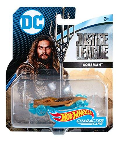 Hot Wheels DC Universe Aquaman Vehicle