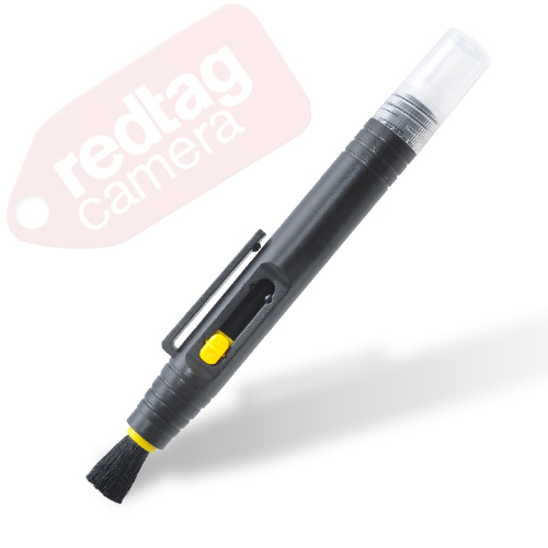 2-In-1 Lens Cleaning Pen (Black)