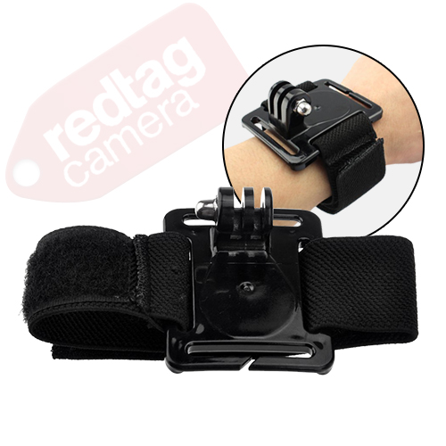 Wrist Strap Band Mount for GoPro / Action Camera