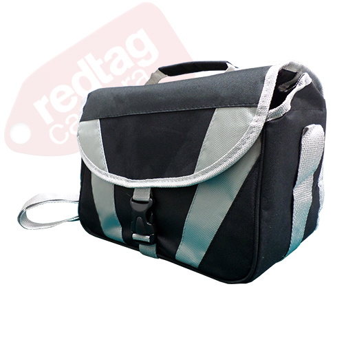 Deluxe Medium Camera and Camcorder SLR Gadget Bag