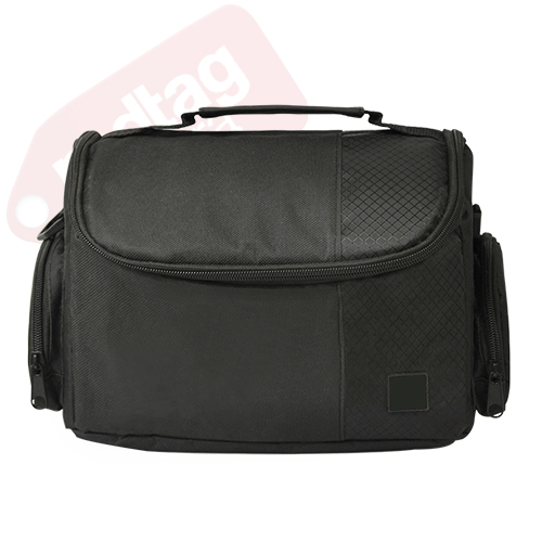 Deluxe Padded SLR Camera / Video Gadget Bag