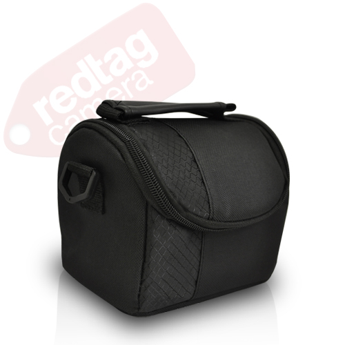 Small Digital Camera/Video Case (Black)