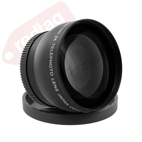 52mm 2X Professional Telephoto Lens