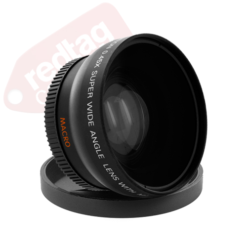 58mm High Definition Wide Angle Lens