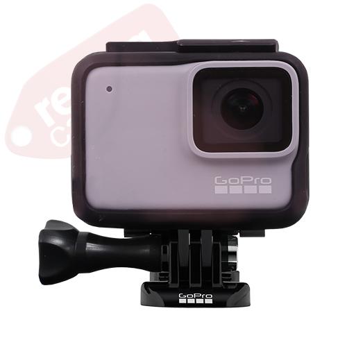 GoPro HERO7 White 10 MP Waterproof Camera Camcorder + Ultimate Action Bundle